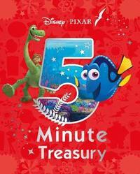 Disney Pixar 5-Minute Treasury image