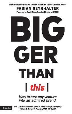 Bigger Than This by Fabian Geyrhalter