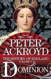 Dominion by Peter Ackroyd image