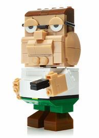 Mega Construx: Kubros Figure - Family Guy's Peter Griffon