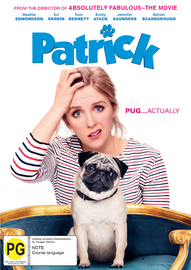 Patrick (2018) on DVD