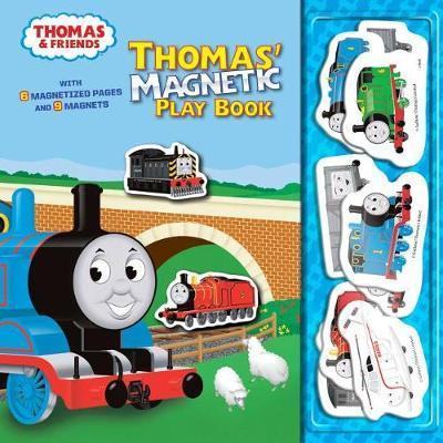 Thomas' Magnetic Play Book (Thomas & Friends) by Random House image
