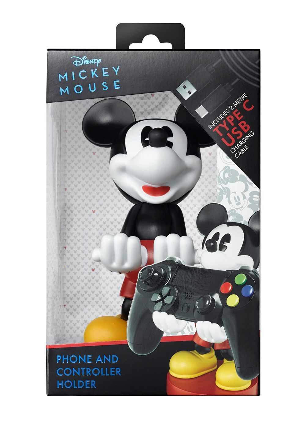 Cable Guy Controller Holder - Mickey Mouse for PS4 image