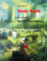 Social Psychology: Study Guide by Eliot R. Smith image