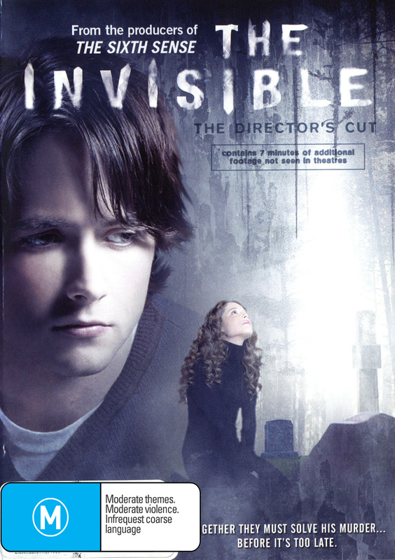 The Invisible - The Director's Cut on DVD