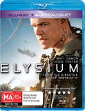Elysium (Blu-ray/Ultraviolet) on Blu-ray