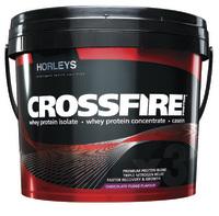 Horleys Crossfire Protein - Chocolate Fudge (3kg)