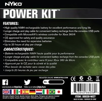 Nyko Xbox 360 Power Kit for Xbox 360 image