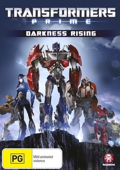 Transformers Prime: Volume 1 - Darkness Rising on DVD