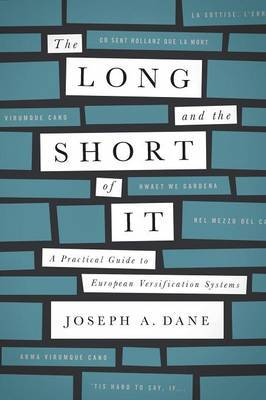 The Long and the Short of It by Joseph A. Dane image
