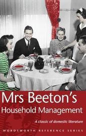 Mrs Beeton's Household Management by Isabella Beeton image
