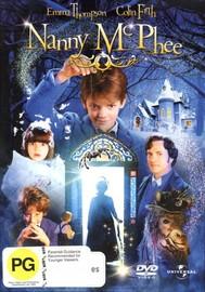 Nanny McPhee on DVD image