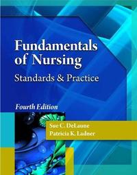 Fundamentals of Nursing by Patricia Kelly Ladner image