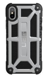 UAG Monarch Series iPhone X/XS Case - Platinum