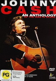 Johnny Cash - An Anthology Of The Man In Black on DVD image