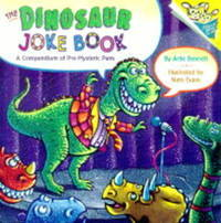 The Dinosaur Joke Book by Artie Bennett image