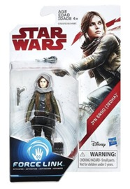 Star Wars: Force Link Figure - Jyn Erso (Jedha)