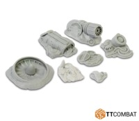 TTCombat: Tabletop Scenics - Scrapyard Accessories image