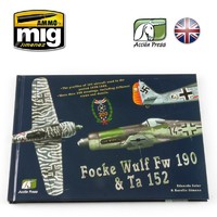 Focke Wulf Fw 190 & Ta 152 - Book