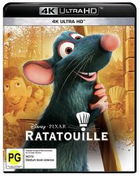 Ratatouille (4K UHD) on UHD Blu-ray