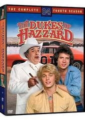 Dukes of Hazzard, The - Complete Season 4 (5 Disc) on DVD