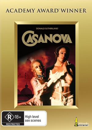 Casanova: Academy Award Winner on DVD image