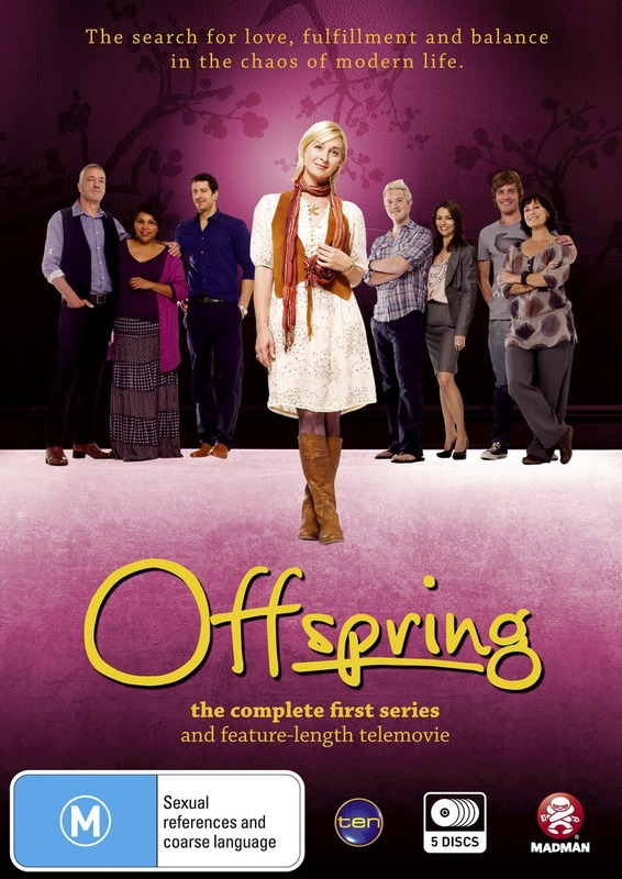 Offspring - The Complete First Series (5 Disc Set) DVD