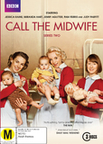 Call the Midwife - Series Two DVD