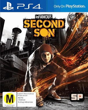 inFAMOUS: Second Son for PS4