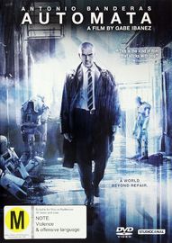 Automata on DVD image