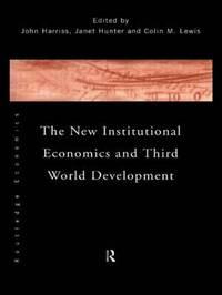 The New Institutional Economics and Third World Development image