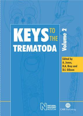 Keys to the Trematoda, Volume 2