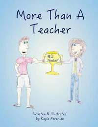 More Than a Teacher by Kayla Foreman image