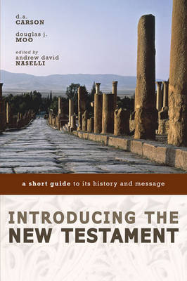 Introducing the New Testament by Andrew David Naselli image