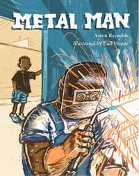 Metal Man by Aaron Reynolds image