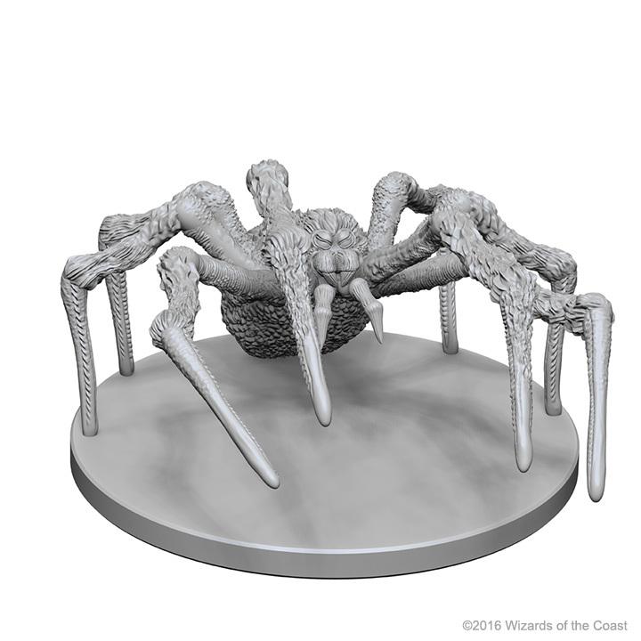 D&D Nolzur's Marvelous: Unpainted Minis - Spiders image