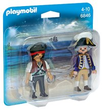 Playmobil: Pirate and Soldier Duo Pack