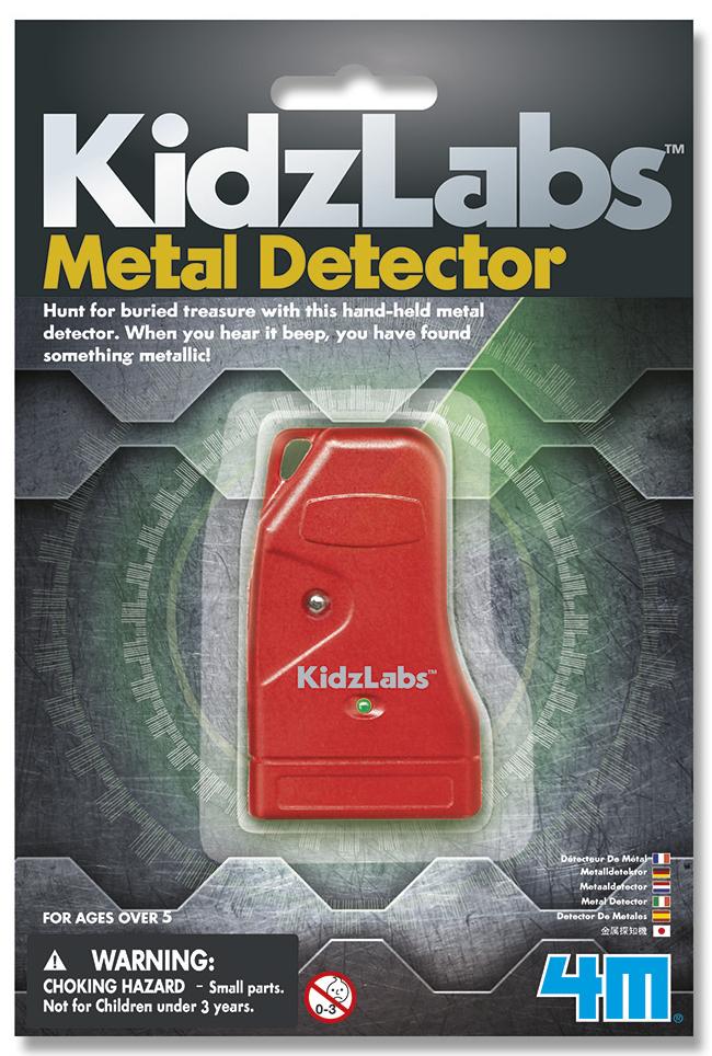 4M: KidzLabs Metal Detector image