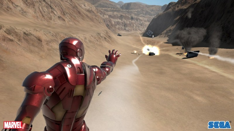 Iron Man for Xbox 360 image