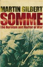 Somme by Martin Gilbert