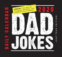 Dad Jokes Daily Calendar 2020 by Editors Of Portable Press