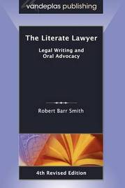 The Literate Lawyer by Robert Barr Smith image