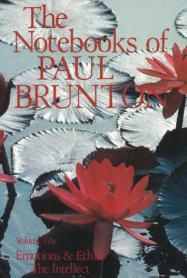 Emotions & Ethics / The Intellect by Paul Brunton image