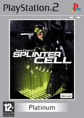 Tom Clancy's Splinter Cell (Platinum) for PS2