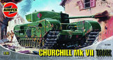 Airfix Churchill Mk VII Tank 1:76 Model Kit