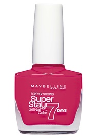 Maybelline Superstay 7 Days Nail Color - Hot Salsa