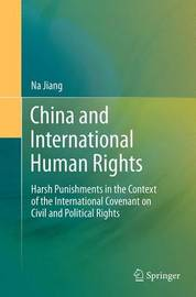 China and International Human Rights by Na Jiang