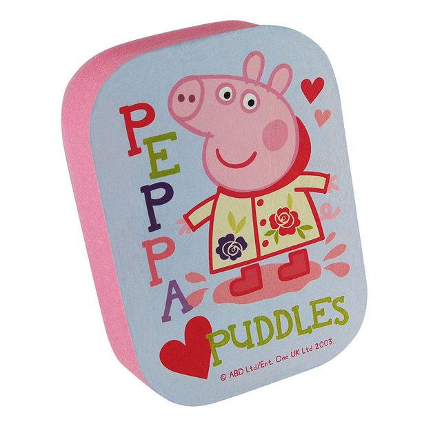 Peppa Pig Bath Sponge