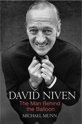 David Niven by Michael Munn image