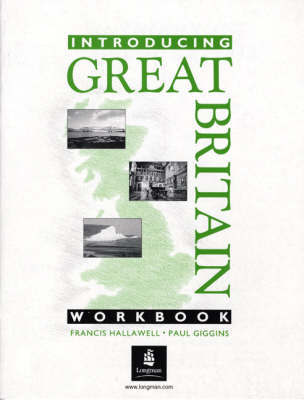 LBB:Introducing Great Britain Workbook by Francis Hallawell